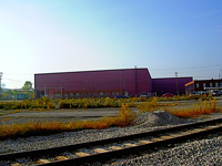 Main building, Office & Rail Spur